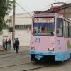 Ачинцы  прокатились в новом   трамвае