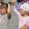 В Ачинске утро началось с общегородской детской зарядки