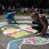 Юных минусинцев приглашают на  флеш-арт «КРАСКИ ЛЕТА»