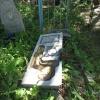 На  Ачинском городском погосте разрушены надгробия