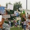 """В Канске прошла уличная фотовыставка """"Сушка"""""""
