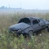 На трассе Ачинск -Бирилюссы опрокинулся автомобиль