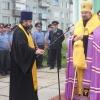 В Канске прошел совместный молебен духовенства и полицейских