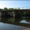 В Шарыповском районе заменили мост между двумя регионами
