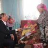 Назаровские долгожительницы отмечают юбилеи