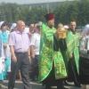 В Назарово привезли мощи святой Матроны Московской