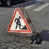 В  Ачинске перекрыто движение по улице Ленина
