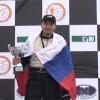 Ачинец Денис Самсонов  стал призёром автокросса в Латвии