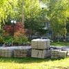 В Ачинске реставрируют сквер по улице Назарова