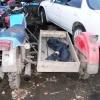 В Курагинском районе мотоцикл столкнулся с трактором