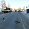 В Ачинске в ДТП пострадал нетрезвый пешеход