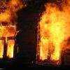 В Манском районе в огне  погибли четыре человека
