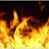 В Советском районе Красноярска в пожаре пострадала пенсионерка
