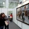 В Красноярске открылась межрегиональная художественная выставка
