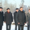 В Красноярске заложена аллея в честь героев Сталинграда