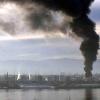 Причина пожара на красноярской нефтебазе – нарушение техники безопасности
