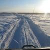 В Енисейском районе открыли зимник