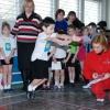 В Шарыпово прошла спартакиада дошколят