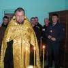 В СИЗО Ачинска настоятель  освятил молитвенную комнату