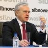 Спикер Заксобрания края дал итоговую пресс-конференцию