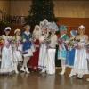В Красноярске выбрали лучшую Снегурочку в погонах