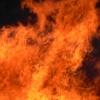 В Красноярске при пожаре погиб мужчина