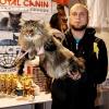 В Красноярске проходит выставка кошек и собак