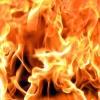 В Абакане при пожаре погибли  женщина и ее годовалая дочь