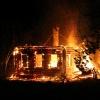 В Емельяново в пожаре погиб мужчина