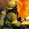 В Назарово в результате пожара погиб мужчина