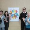 В Назарово инвалиды приняли участие в проектной площадке