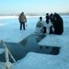 В Ачинске  обряд освящения  воды на реке Чулым состоится 19-го января