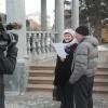 Красноярские депутаты пытаются снять клип о Сбербанке