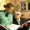 Героя Сталинграда, подвиг которого описан в романе «Горячий снег», поздравили с годовщиной