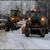 В Ачинске из-за погодных условий служба дорожного надзора работает круглосуточно