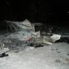 В Ачинске с начала  дня в ДТП погиб один человек и ещё один пострадал