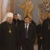 Красноярский митрополит вручил орден Александру Хлопонину