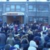 В Норильске из жилого дома эвакуировали 120 человек