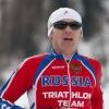 Красноярец стал трехкратным чемпионом мира по зимнему триатлону