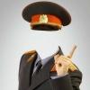 В Красноярске поймали водителя вневедомственной охраны с партией гашиша