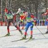 Красноярские биатлонисты - призеры чемпионата и первенства России