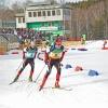 Красноярские биатлонисты завоевали «золото» в суперспринте