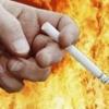 Мужчина из Манского района погиб из-за курения