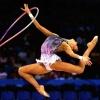 В Железногорске впервые прошёл чемпионат по художественной гимнастике