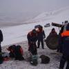 В Туве извлекли из под снега тело последнего подростка