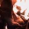 В Ачинске на вещевом рынке сгорел контейнер с обувью
