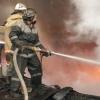 В Туре из-за курения загорелся жилой дом