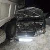 Под Енисейском в аварии погиб водитель иномарки