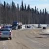 В Дивногорском районе погиб водитель иномарки