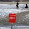 Минусинская протока стала опасна для жителей города